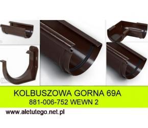 Rynny Dachowe PVC Kaczmarek Kolbuszowa Górna